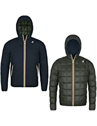 K-Way Premiere Jacques Thermo Plus Double, Cape Homme