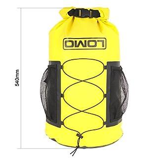 Lomo Kayak cubierta bolsa