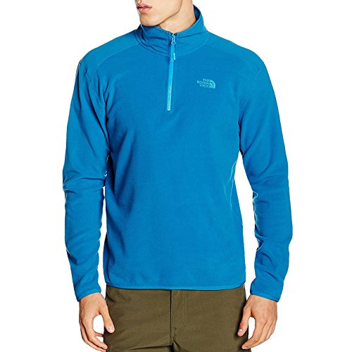 41cnHoJfzuL. SS500  - The North Face Youth's 100 Glacier 1/4 Zip Fleece Jacket