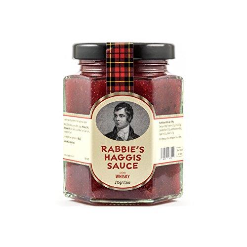 Rabbie's Haggis Sauce -