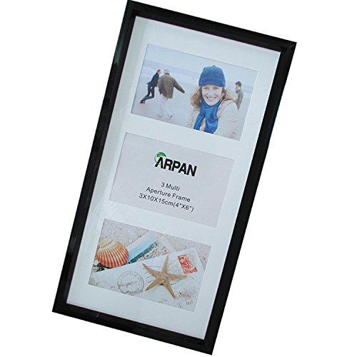 Arpan - Cornice portafoto con vani multipli, per 3, 5 o 6 ...