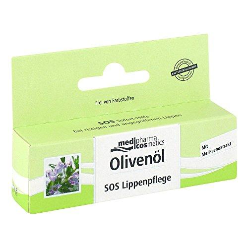 Olivenöl Sos Lippenpflege 7 ml