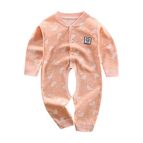 Conquro Vestido de una Pieza con botón de Paraguas de Elefante de Dibujos Animados de bebé de algodón de Manga Larga Ropa de Terciopelo Mameluco recién Nacido Conjunto de colthes de Mono