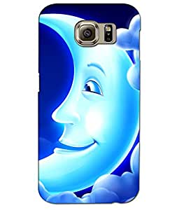 SAMSUNG S6 EDGE PLUS PRINTED BACK COVER BY aadia