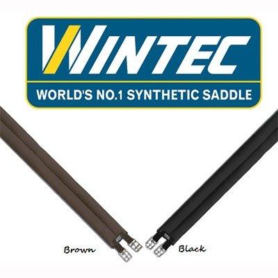 Preisvergleich Produktbild Waldhausen WINTEC Sattelgurt Super Soft,  schwarz,  125 cm