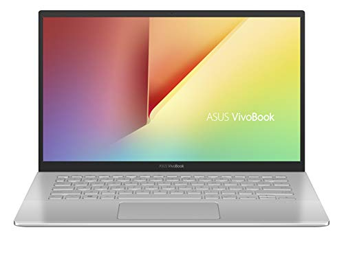 "ASUS S420UA-BV087T Vivobook, Monitor 14"" HD, Intel core I3 7020U, Ram 4GB , 128 GB SSD , Intel HD graphics 620, Windows 10s, Argento"