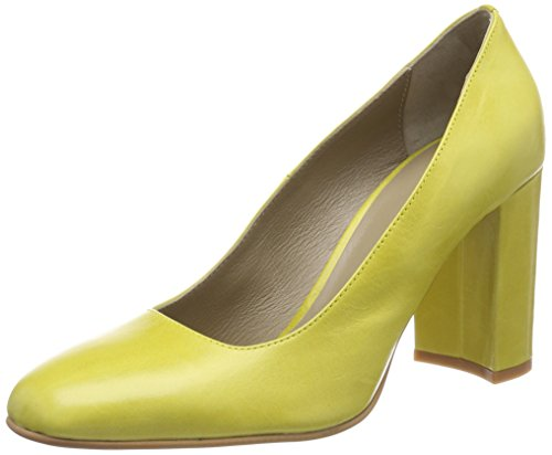 Noe Antwerp Damen Nosila Pump Pumps, Gelb (Lemon), 37.5 EU
