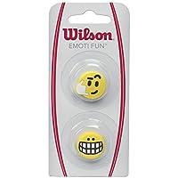 Wilson Big Smile Call M Antivibrador, Unisex Adulto, Amarillo, Talla Única