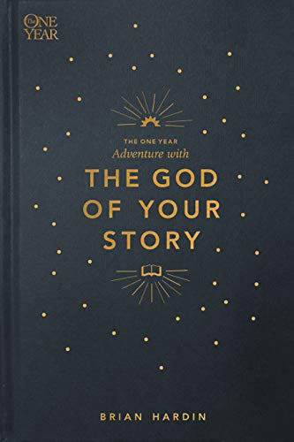 The One Year Adventure with the God of Your Story (English Edition)