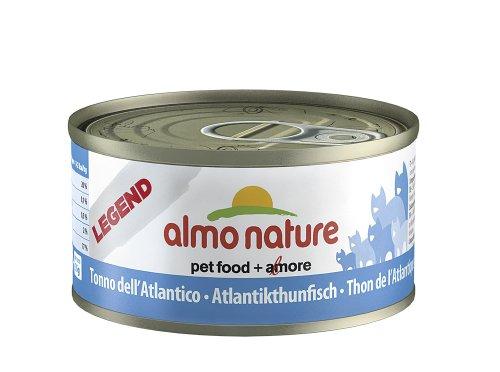 katzeninfo24.de Almo Nature Legend Katzenfutter Atlantikthunfisch (24 x 70 g)