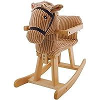Bieco Schaukeltier Schaukelpferd Pferd Puschel NEU Holzspielzeug