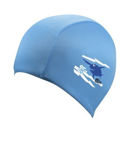 Childs Boys Girls Childrens Kids Swimming Hat Swim...