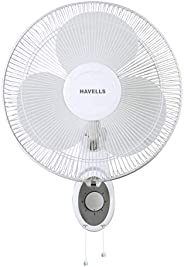 Havells Platina 400mm Wall Fan (White)