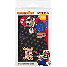 Super Mario Day of the Dead Switch 2-in-1 Portable Protective Case and Stand (Nintendo Switch)