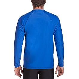IQ-Company, Maglietta con Protezione Solare UV Uomo IQ 300 Watersport a Maniche Lunghe