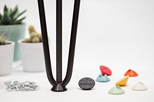 Hairpin-Tischbeinschoner - passend für alle Größen - alle Farben