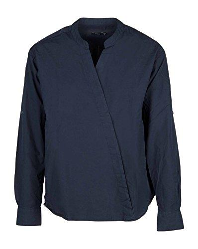 CLOSED Bluse blau Closed - S