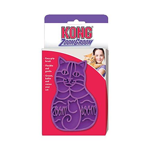 Striegel für Katzen Kong Zoom Groom
