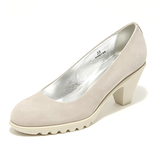 42650 decollete HOGAN scarpa donna shoes women Beige