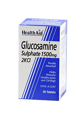 Healthaid Glucosamine Sulphate 2Kci 1500Mg - 30 Tablets  available at amazon for Rs.855