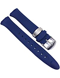 Calypso Damen Ersatzband Uhrenarmband Kunststoff Band dunkelblau K5162/4 K5162