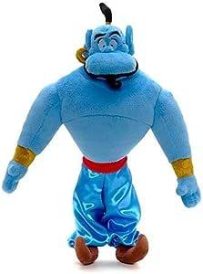 """Genie from Aladdin Soft Plush Toy 18"""""""