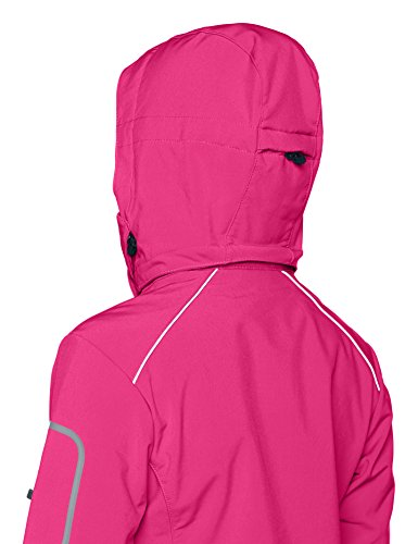 CMP - Giacca Softshell, Donna Rosa (Hot Pink/Bitter)