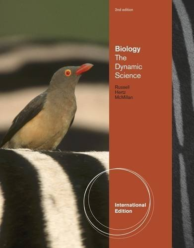 Biology: The Dynamic Science (International Edition) by Peter J. Russell (2011-01-31)