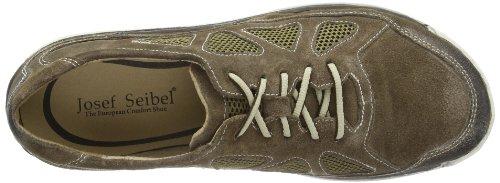 Josef Seibel Milo 0125801949469Homme Lacets Chaussures basses Braun (taupe/kombi)