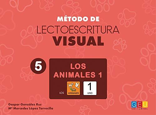 Método de Lectoescritura visual 5 - Los animales 1