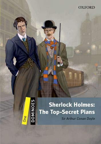 Dominoes 1. Sherlock Holmes. The Top Secret Plans MP3 Pack