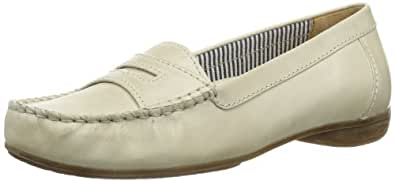 Gabor Shoes Gabor 84.210.72 Damen Mokassins, Beige (pur), EU 35 (UK 2.5) (US 5)