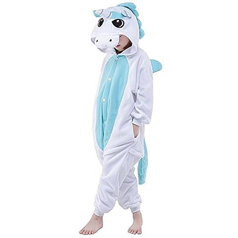 Pyjamas Kinder Kostüm Jumpsuit Tier Schlafanzug Cosplay Karneval Fasching