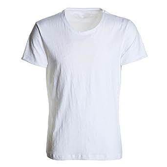 PAYPER T-Shirt Girocollo Neutral Discovery 100% Cotone Slub (L)