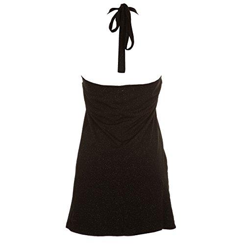 VialeScarpe - Robe - Femme noir noir Taille unique Noir
