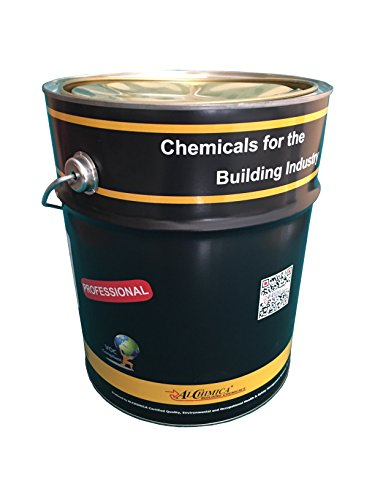 1K PU Polyurethan 4Liter Versiegelung, Bindemittel (senkrechte Flächen geeignet) und Porenfüller für Steinteppiche