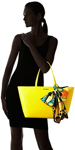 Love Moschino Jc4059, Tote Donna, 12 x 27 x 52 cm (B x H x T) Giallo (yellow)