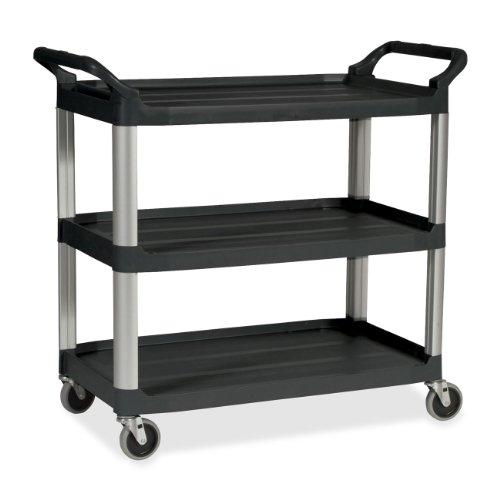 rubbermaid-commercial-utility-cart-3-shelve-service-cart-black