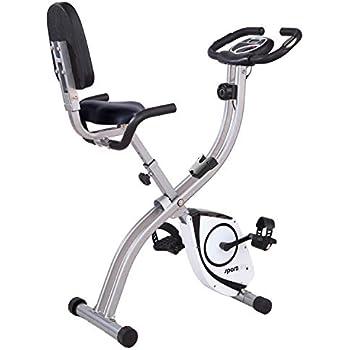 Tecnovita by BH Back Fit - Bicicleta estática plegable, Unisex ...