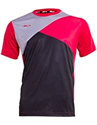 Siux Camiseta Zeus Negro Rojo