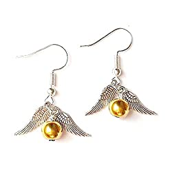 Pendientes Golden Snitch...