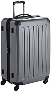 HAUPTSTADTKOFFER - Alex - Luggage Suitcase Hardside Spinner Trolley 4 Wheel Expandable, 75cm, titan (B0050O54IE) | Amazon price tracker / tracking, Amazon price history charts, Amazon price watches, Amazon price drop alerts