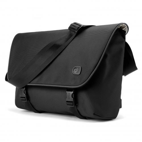 booq-bcr13-gft-bolsa-bandolera-de-nylon-balistico-hidrofugo-para-pc-y-portatiles-macbook-13-color-ne