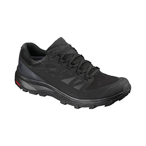 Salomon Outline GTX Black Phantom Magnet 42.5