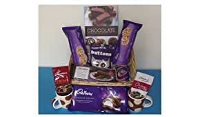 CHOCOLATE HAMPER DELUXE - PERFECT GIFT FOR CHRISTMAS