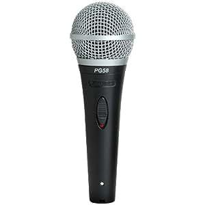 Shure PG58-XLR Dynamic Microphone