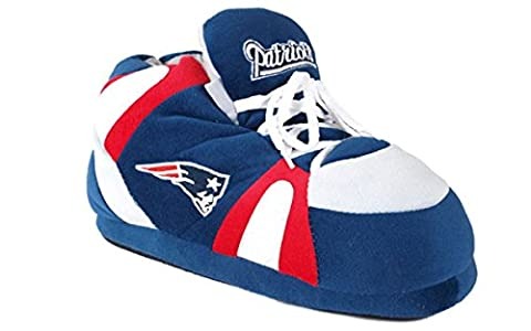 Happy Feet - New England Patriots - Slippers - Small