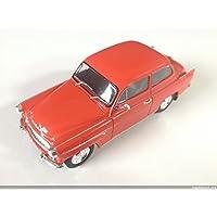 Skoda Octavia 1959-1964 voiture de collection à l'échelle 1:43 rouge -réf 144CZ-164PL**