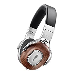 Denon AH-MM400 Music Maniac Reference Quality Over Ear Headphones