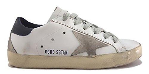 Golden Goose Baskets Pour Femme Blanc Bianco - Blanc - Bianco, 35 EU